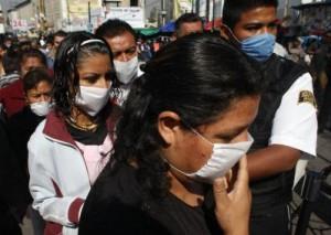 Mexicanos fazem fila em frente a hospital