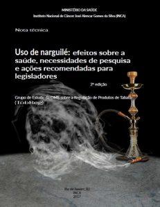 Uso de Narguilé: danos à saúde